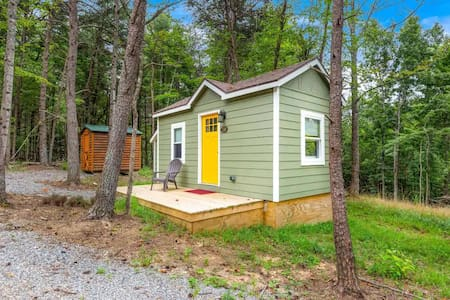 "Weekend ""Wee""treat - Floyd County Tiny House"