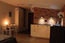 Loft Studio in Krakow Old Town with AC