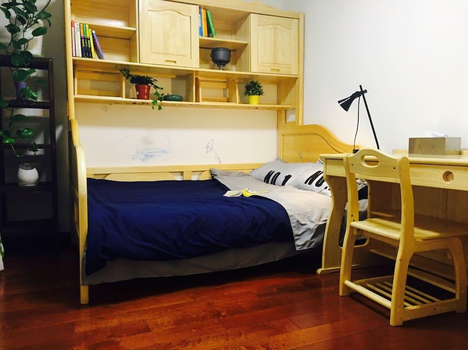 你的房间,专属你的空间