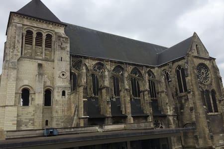 A DEUX PAS DE LA LOIRE - Tours