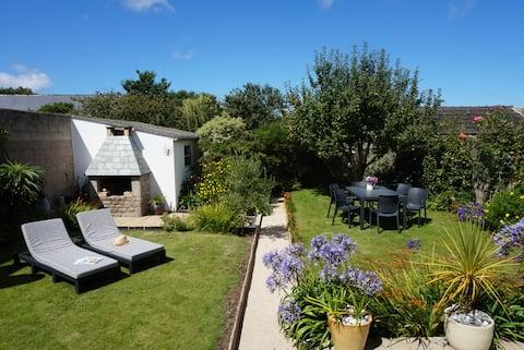 Cœur de Barfleur, jolie maison avec jardin+parking