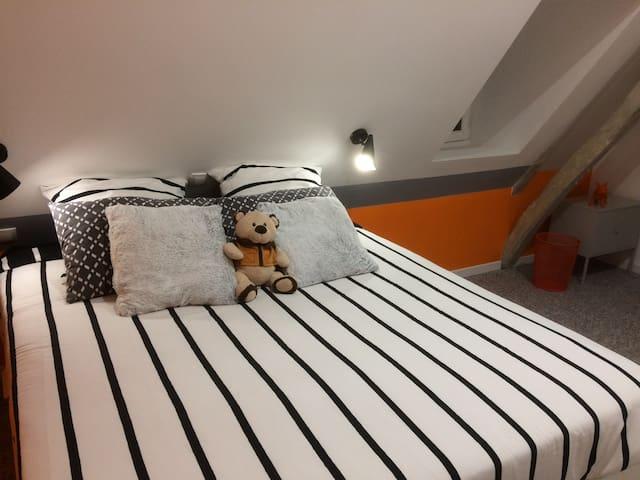 De Luxe 2-Double room-Ensuite with Shower