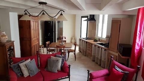 Appartement la calade