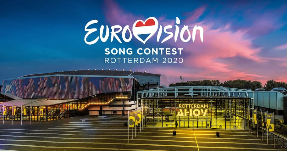 2 pers. room nearby Ahoy: Eurovision 2020 venue