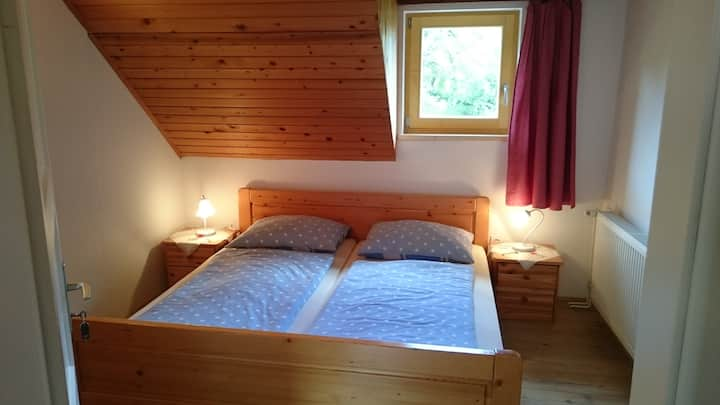Double/twin room #1 - Hostel Bohinj