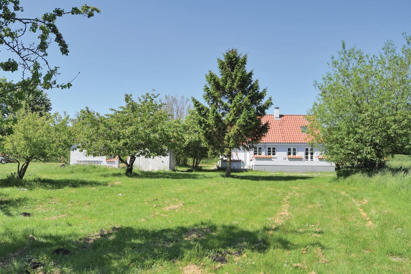 Holiday cottage with 2 bedrooms on 103m² in Bagenkop