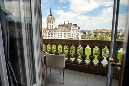 Parliament Panoramic Apartment - Budapest - Lejlighed
