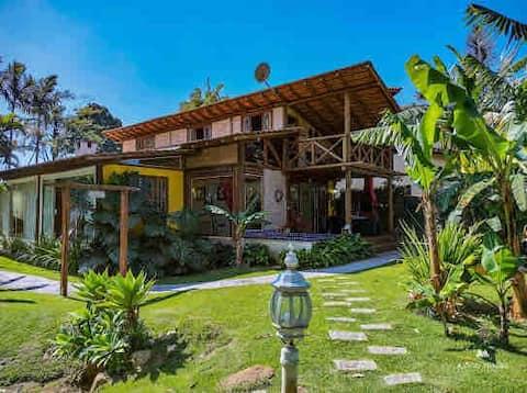 Bungalo Lombok  -Villa do sol Taquaras