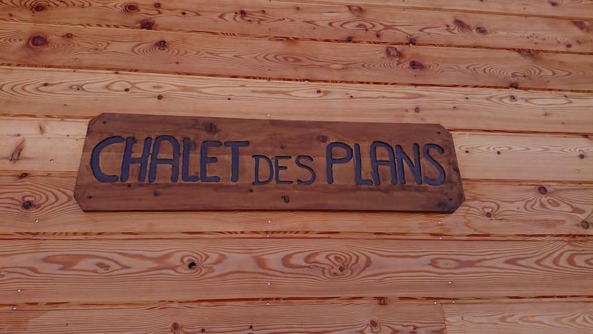 Chalet des Plans