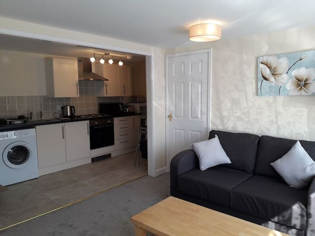 1 bed annexe in a quiet location