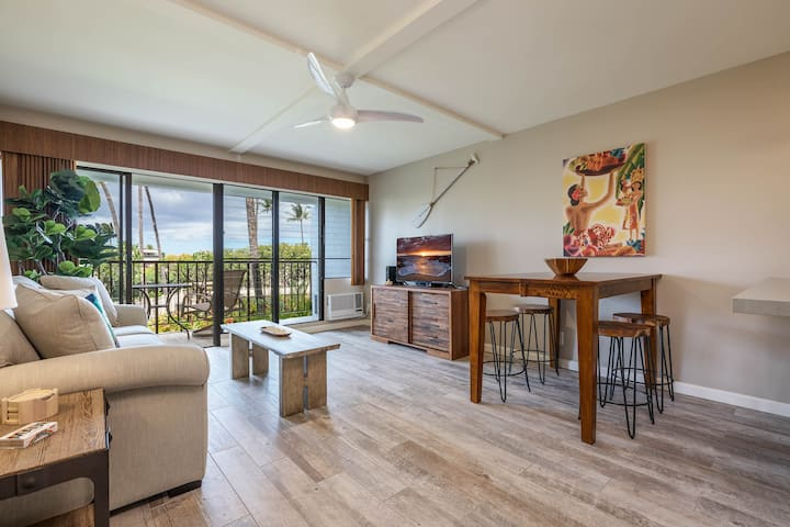 KIHEI AKAHI D113-GORGEOUS REMODEL-WELL EQUIPPED