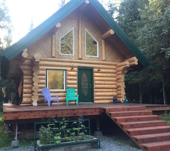 Chalet In The Pass - Moose Pass - บ้าน