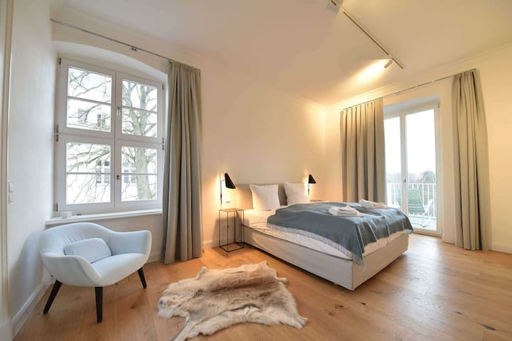 """Villa """"Fürst Malte"""", Fürst Malte Loft"""