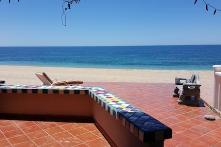 Casa Escuela, 3 bed beachfront home with WiFi - Puerto Peñasco - Σπίτι