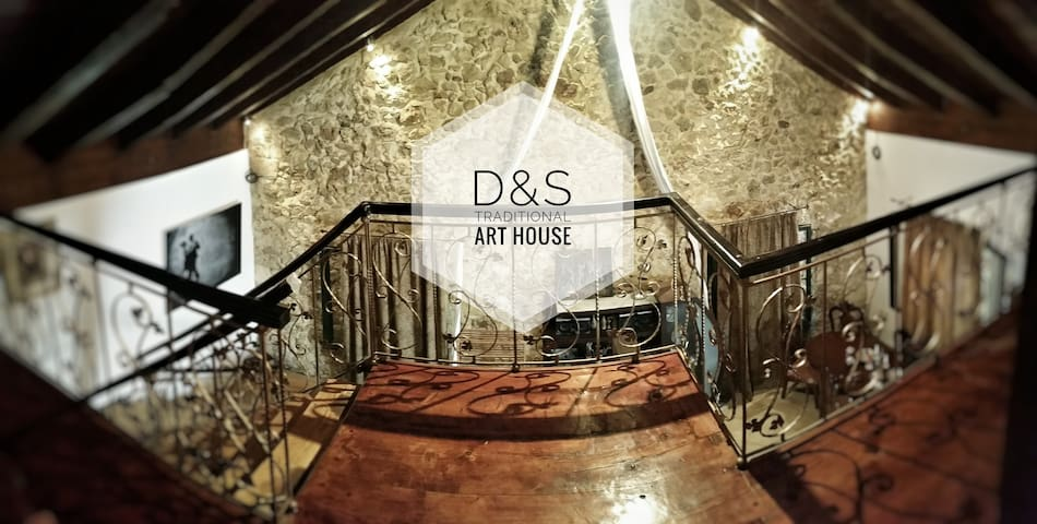 D&S Traditional House Of Art - Nerokouros - Casa