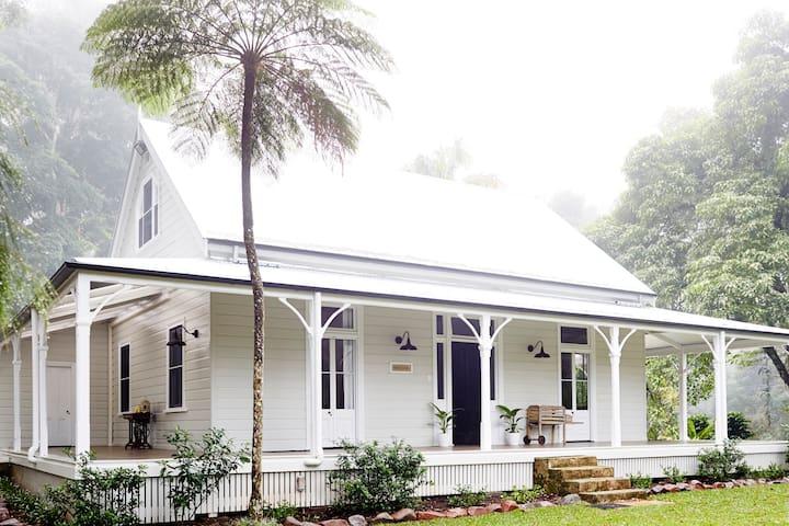 Bencluna Estate - Byron Bay Hinterland