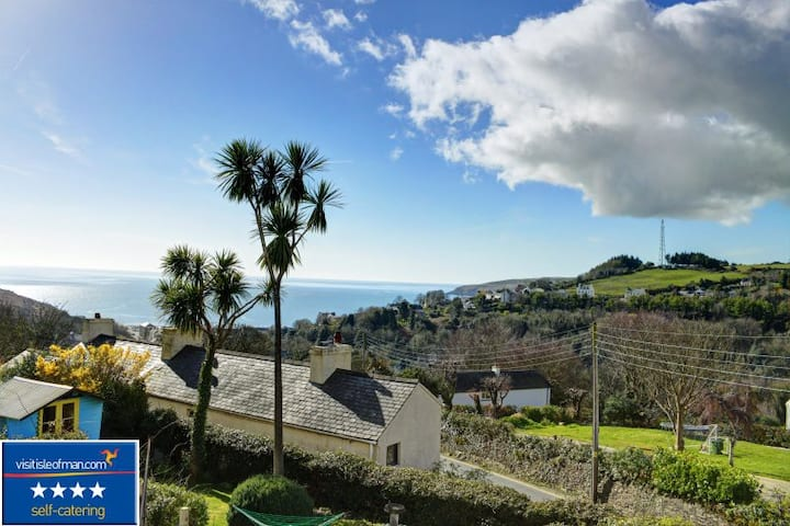Sunnylaxey Self Catering Cottage, Isle of Man