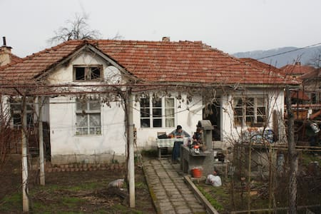 Old school village house - Bogdan