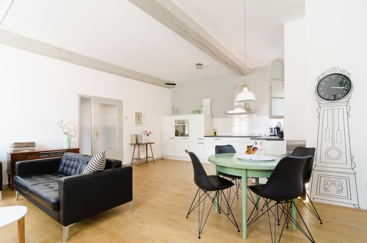 Appartement Gufo hartje Uilenburg - 's-Hertogenbosch - Apartment