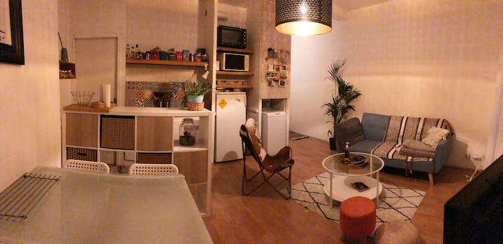 Appartement T1 - Cours Victor Hugo