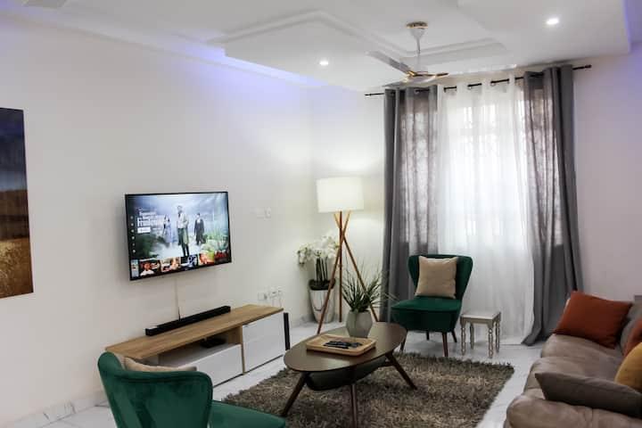 EmpireLux  2 Bedrooms  (Top Floor)