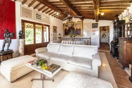 Villa Capalbio Giardino 2 - Orbetello - Villa