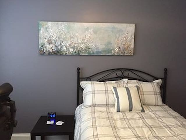 DAL Chic - Private 1 BR, & Shared Kitchen