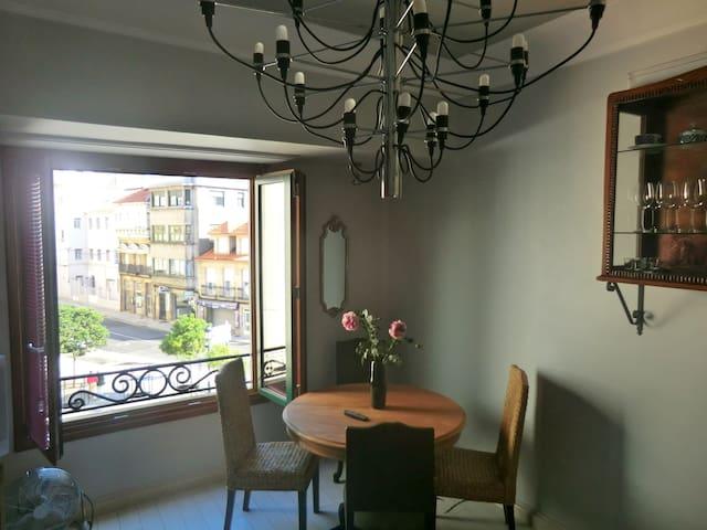 PISO EN PLENO CENTRO MUY LUMINOSO - Vilagarcía de Arousa - Wohnung