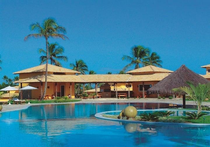 Villa 4 Master Luxo /Vista Mar/ Lagoa Eco Vilage