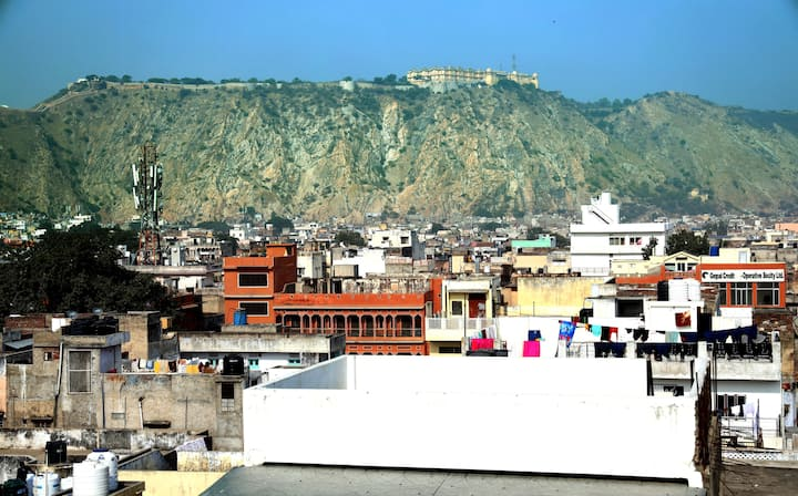 GB,In heart of Historic Jaipur City. Check once