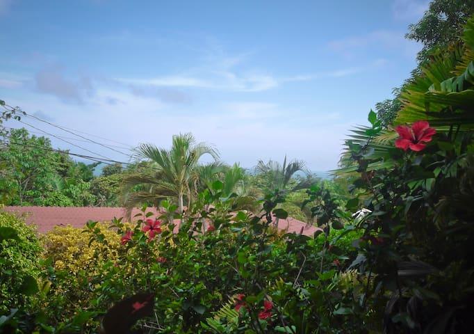 Cozy Condo w Ocean & Wildlife Views - Quepos - Condomínio