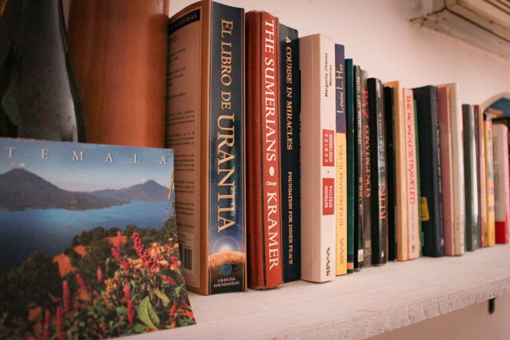 Books for Sharing | Libros que se Comparten