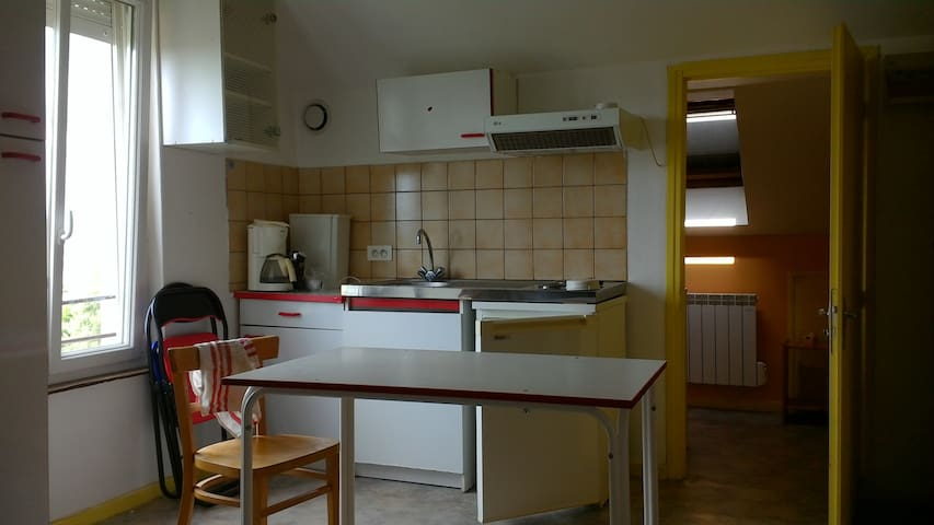 appartement studio à Epinal