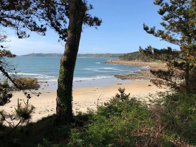Maison vue mer exceptionnelle