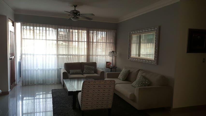 Apartment 2 bedtooms best ubication - Santo Domingo - Apartamento