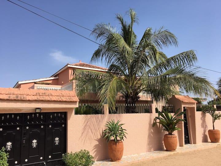 Demeure de Maître à Saly (Sénégal)