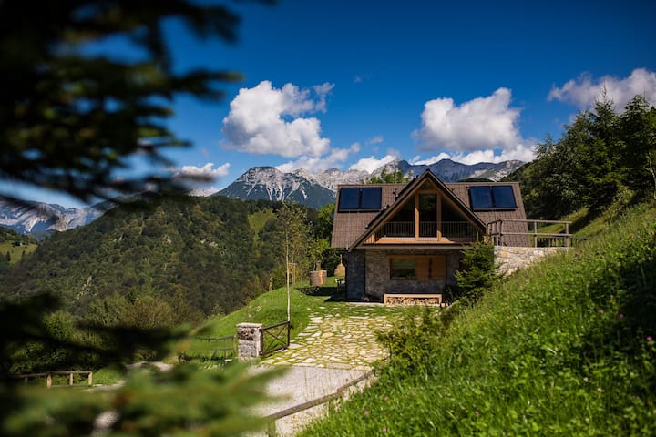 Chalet AstraMONTANA - Tolmin - Chalet