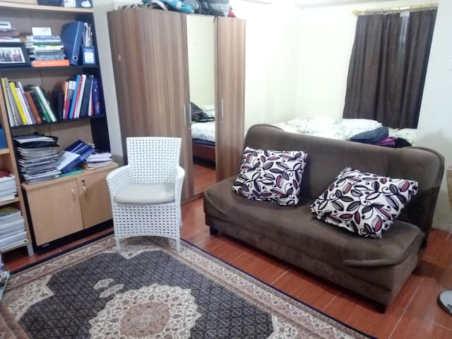 Spacious & nice Studio (36m2) in Kalibata City Apt