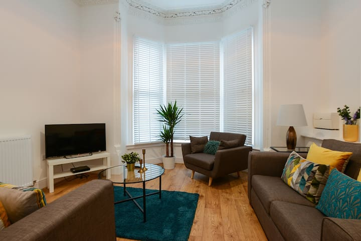Beautiful 2bed Apartment - Hamilton Lodge