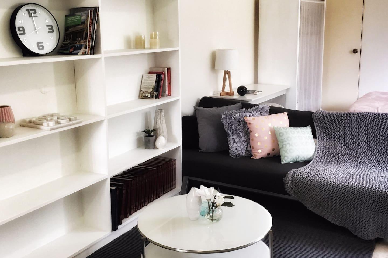 Relaxing Studio Apartment