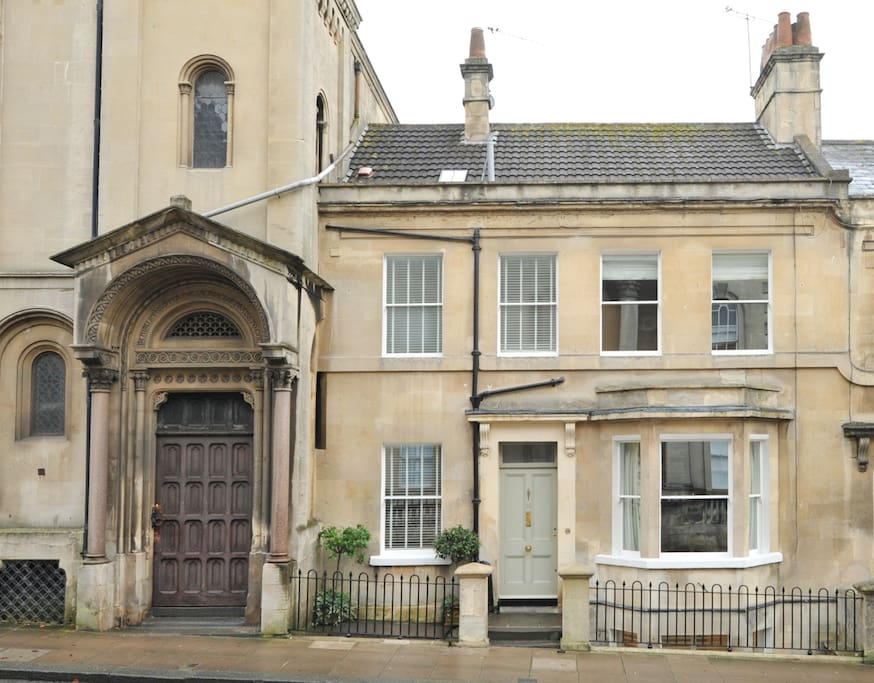The Old Rectory - treat yourselves to a bit of luxury in the town centre