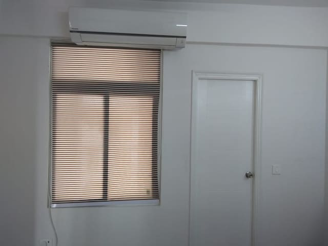 Bedroom no.2 with AC