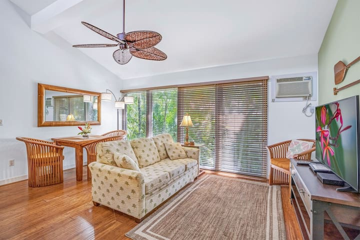Oasis in the Heart of Lahaina at Aina Nalu Condo H206