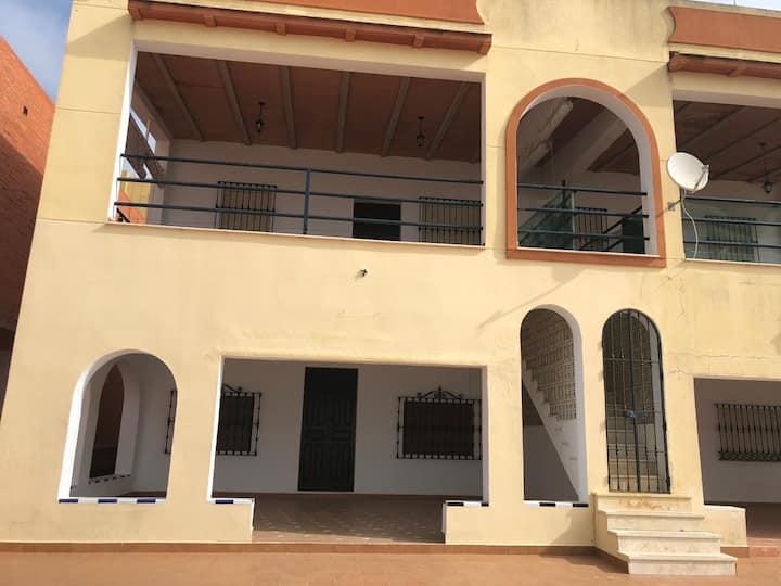 Casa 1ª linea de playa, Luis Martín