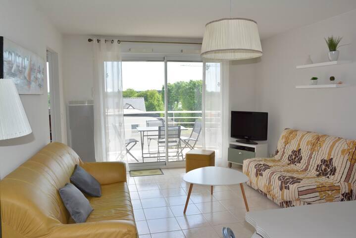 Auray Morbihan - appartement T3