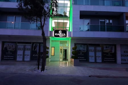 Karya Residence Full Eşyalı Lux Daireler - Muğla Merkez - Townhouse
