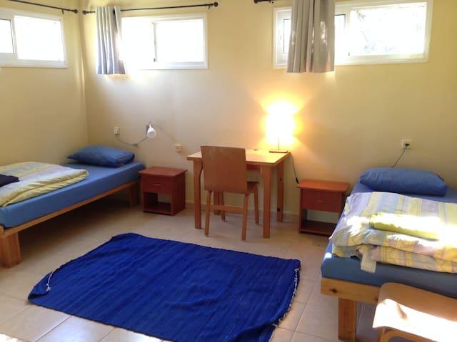Cozy studio in Maale Zvia