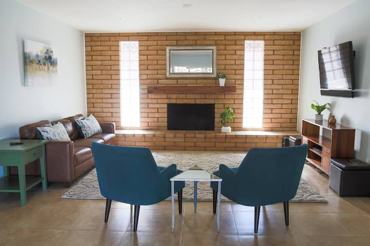 Updated Tempe Home w/ Private Pool & Adjacent Park