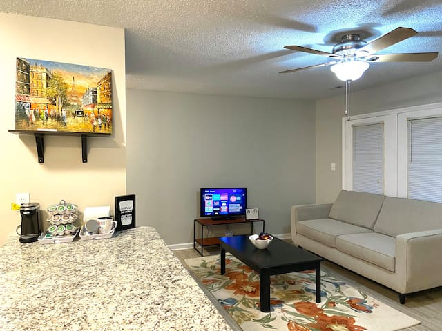Comfy Condo in Heart of Raleigh - Next to Downtown