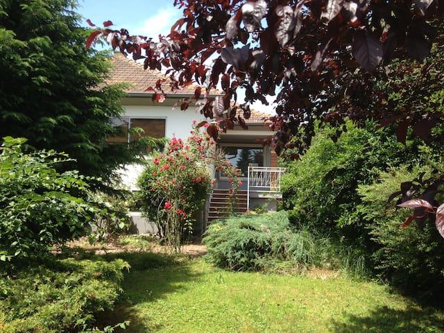 Maison de vacances au vert en Alsace - Bitschhoffen - Dům